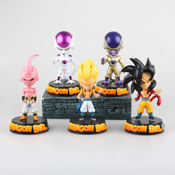 Dragon Ball Z Action Figures For Sale - Free Shipping Worldwide