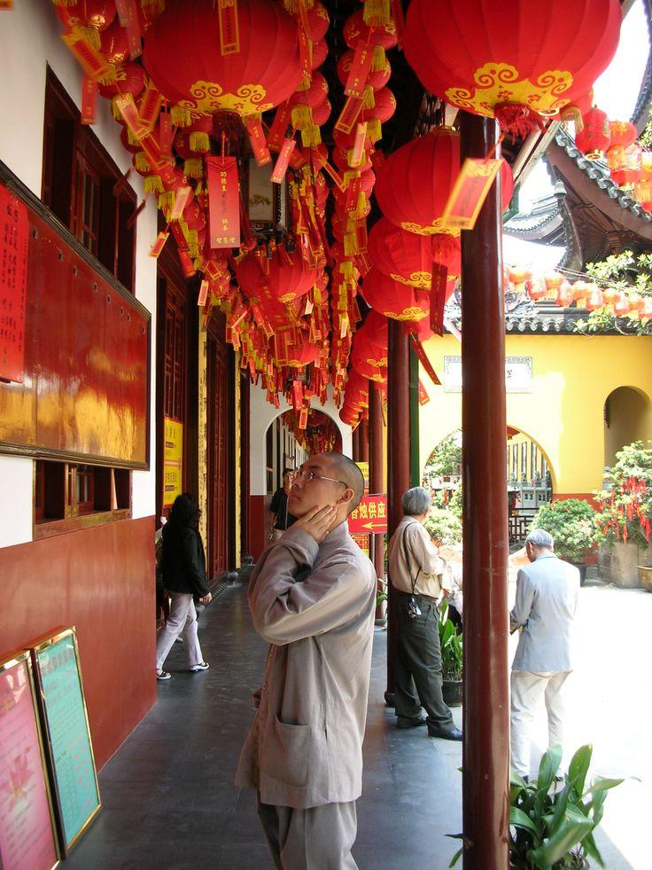Temppelien Shanghai
