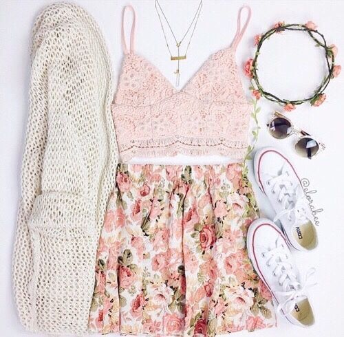 ✿ Cute girly/fashion blog! Follow for more great posts ✿ #spring