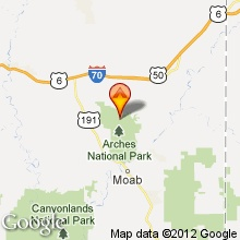 8 Best Arches National Park Maps Images On Pinterest 400 x 300