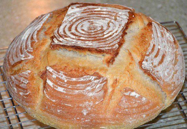 Basic Sourdough Bread | Recipe | Sourdough Bread, Breads and Recipe