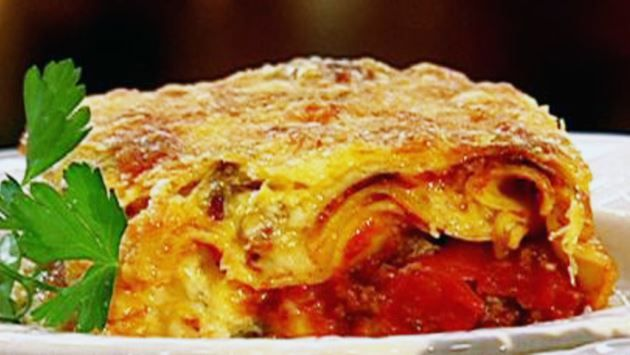 Get this all-star, easy-to-follow Mama's Lasagna recipe from Patrick and Gina Neely