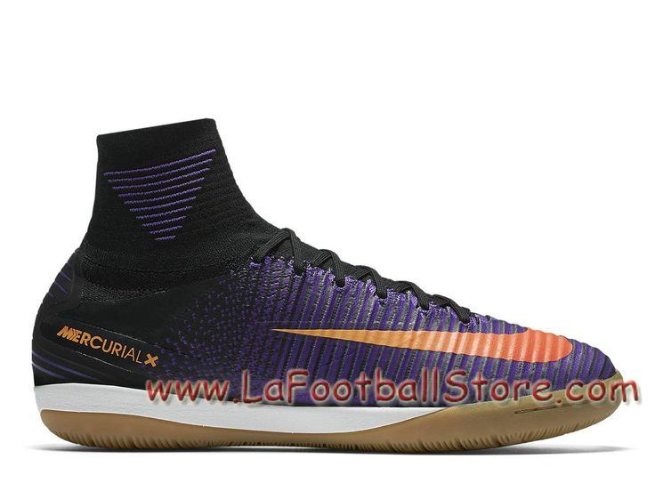 Nike MercurialX Proximo II IC Hyper Grape Chaussure Officiel prix de football en salle pour Homme Grape