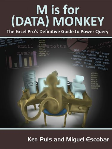If you have to regularly clean data before creating reports in Excel, this book will change your life.