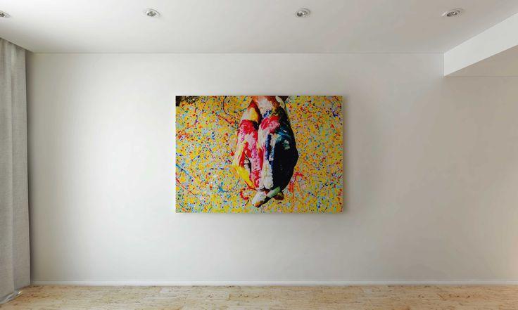 Amore di Elena Iori   #elena #pittura #quadri #mostra #astratto #materico #color #tele #concorso #galleria #parma #italy #artista #pittrice #acrilico