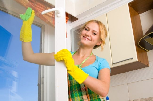 Pančuchy na okná, sóda na koberec: Čistite domácnosť  bez chémie