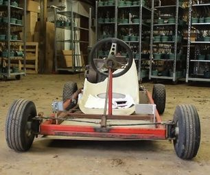 how to make an electric go kart from scratch