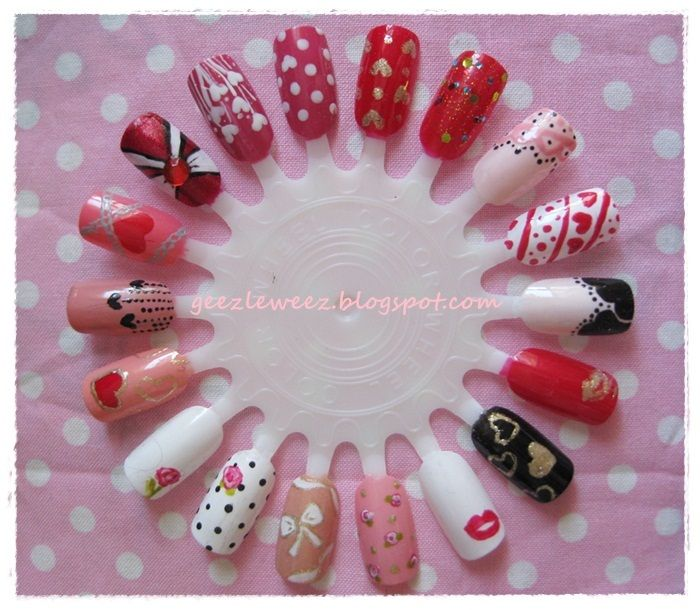 122 Nail Art Designs That You Won T Find On Google Images: 149 Best Images About Lovely Holiday Nails On Pinterest