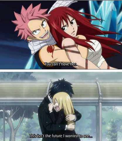 gray fullbuster and erza scarlet relationship