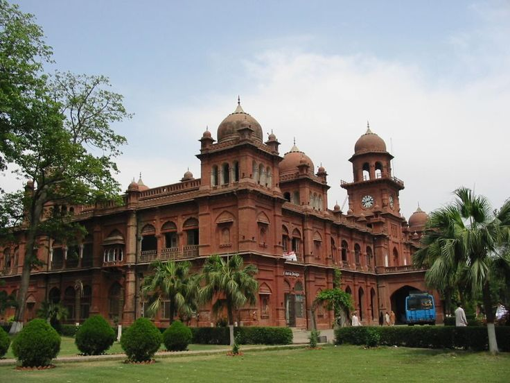Punjab University Old Campus Lahore Pakistan The Real Face Pinterest Lahore Pakistan