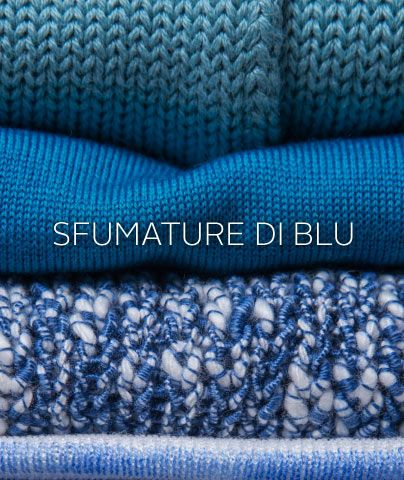 molteplici #sfumature di #blu per la nuova collezione #pe2015 di Mc Kenzy #blushades
