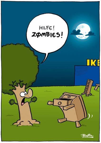 """""""Hilfe! Zombies"""""""
