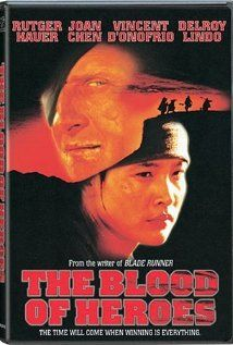 """The Blood of Heroes (1989).  A feel-good post-apocalypse movie.  Also known as """"Salute of the Jugger."""""""