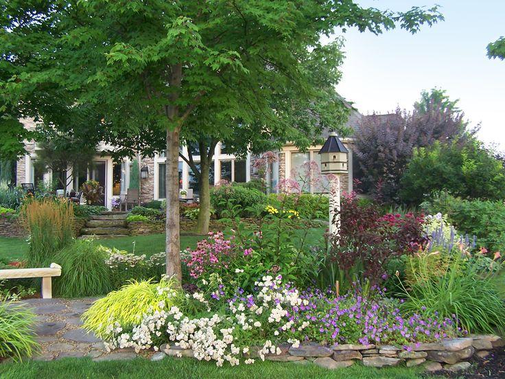 Beautiful Yard My Garden Of Eden Pinterest Gardens