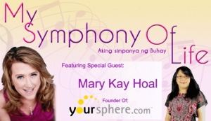 Episode# 30 – Interview With May Kay Hoal Founder Of Kids Social Network YourSphere.Com,  #MaryKayHoal, #YourSphere, #YourSphereMedia, #Parents, #CyberBullying, #Bullying, #Privacymatters, #Onlinesafety, #SocialMedia, #SocialNetworks, #Parents, #SocialConnection, #Education, #AgeAppreciate  #DigitalLitteracy, #OnlinePrivacy, #Children, #GlobalStageMedia,, #AudiosMaximusNetwork, #MySymphonyOfLife, #AnaHostofMySymphonyOfLife