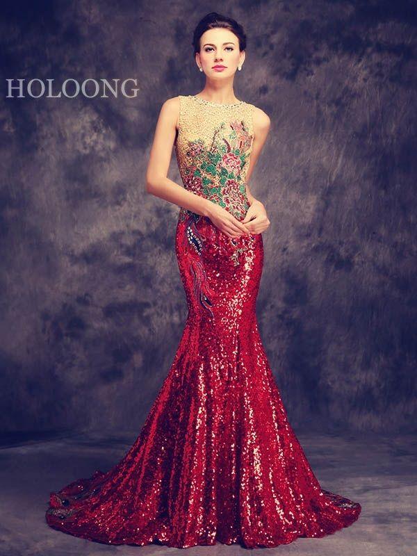 Mejores 246 imágenes de Red Wedding Dresses en Pinterest   Hanfu ...