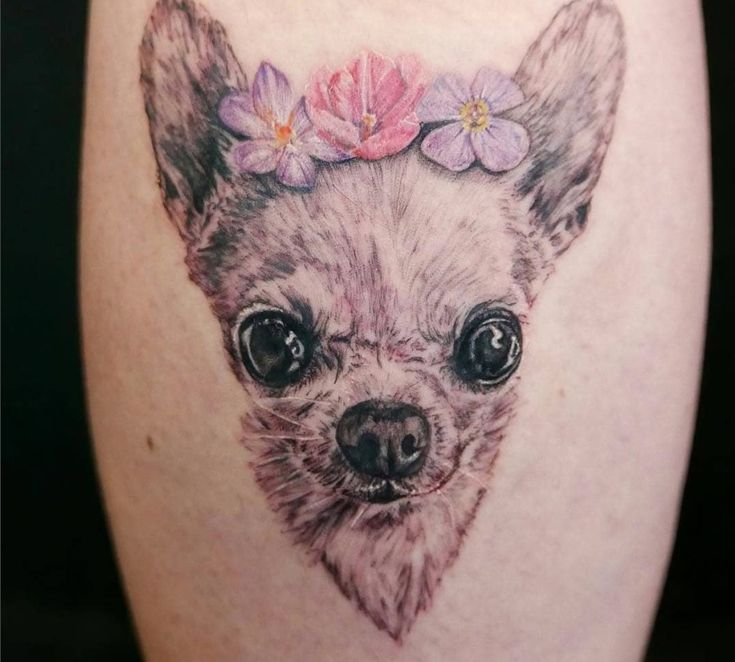 The <b>100</b>+ <b>Best</b> Dog Tattoos of All Time   Page 2 of <b>6</b>   The Paws ...