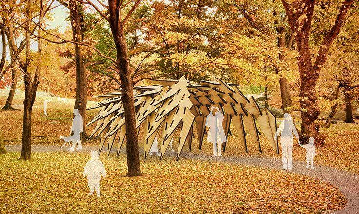 Atelier Conception Fabrication Digitale -  Les ailes de bois