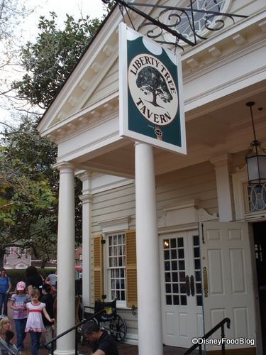 Liberty Tree Tavern.  The best place for a traditional Thanksgiving Dinner.    http://www.disneyfoodblog.com