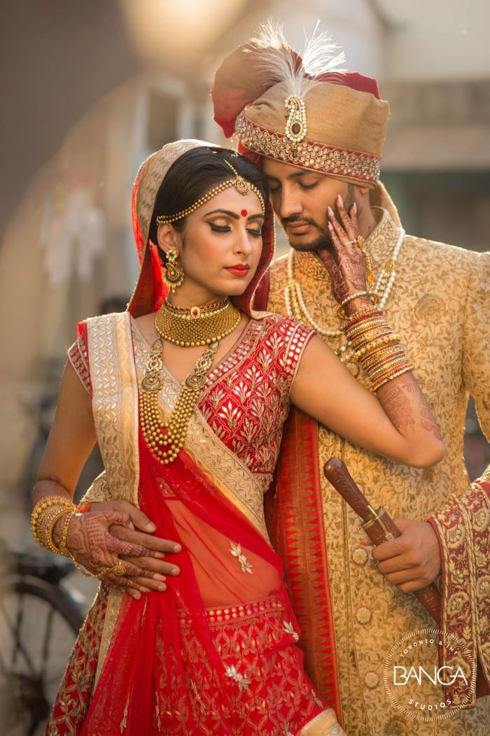 Photographer - The Perfect Soulmates! Photos, Hindu Culture, Beige Color, Bridal Makeup, Sangeet Makeup, Designer Groom Wear pictures, images, vendor credits - Anita Dongre Timeless, Shyamal and Bhumika, Anushree Reddy, WeddingPlz