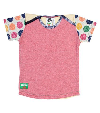 Hunnybun Shortsleeve T Shirt Retail Exclusive http://www.oishi-m.com/collections/all/products/hunnybun-shortsleeve-t-shirt Funky kids designer clothing