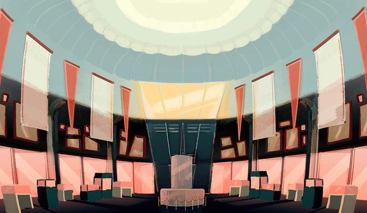 Hall  of fame by J.Perez Sandamal