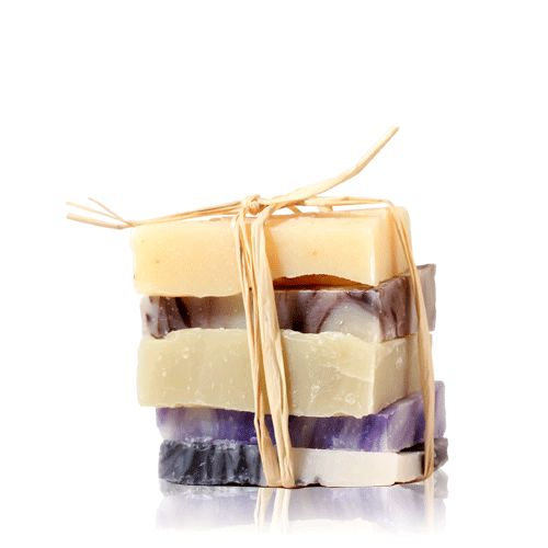 Lather Bar Bundles - Add a bit more variety to your bathroom with these samples of our pure and natural bar soap. Share them with friends or keeping them all to yourself. Includes 5 different kinds of soap slivers allowing you to try our different blends and choose your favourite.   - See more at: http://www.puredailyessentials.com/lather-bar-bundles.html