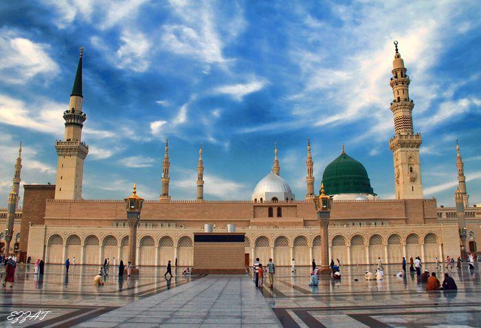 تكلفة عمارة المسجد النبوي الشريف أيام قايتباي Mosque Taj Mahal Landmarks