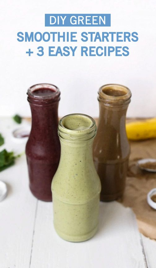 These DIY Green Superfood Smoothie Starters are the perfect recipe for making your morning routine easier. Simply freeze these nutritious packs ahead of time and blend up with your choice of fresh fruit! Plus, your kids will love how they allow you to customize their breakfast.