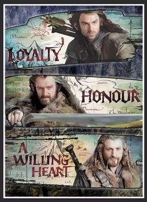 The hobbit loyalty