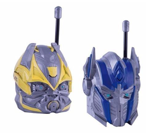 Transformers Dwie Walkie Talkie Optimus Bumblebee