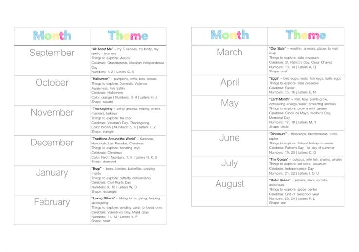 "September preschool theme, lessons, and activities as well as a free printable ""All About Me"" booklet."