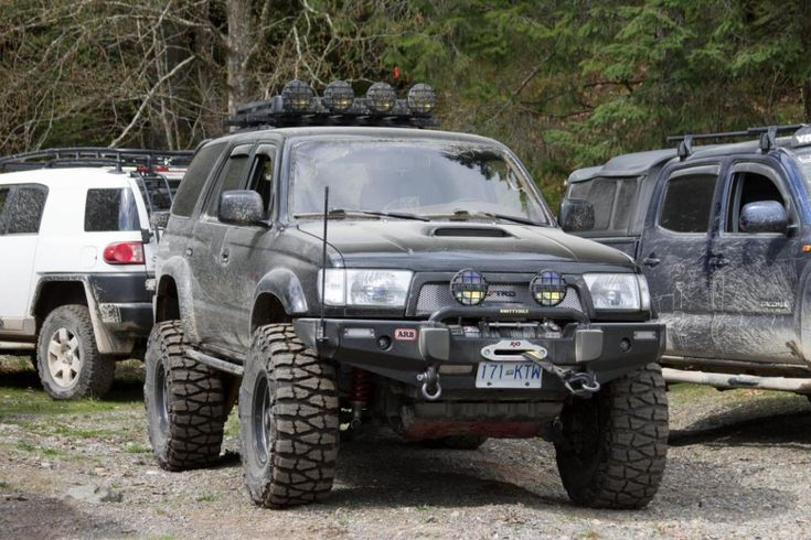 3rd Gen. T4R Picture Gallery - Page 398 - Toyota 4Runner Forum - Largest 4Runner Forum