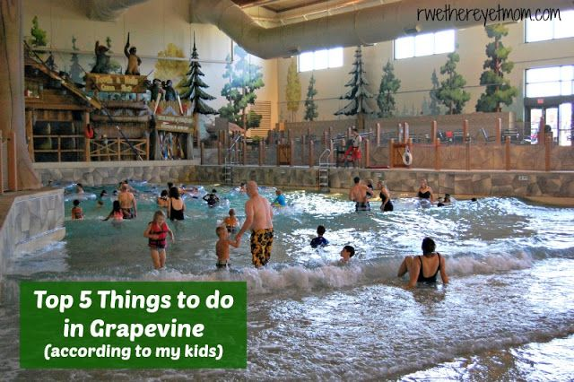 Top 5 Things to do in Grapevine - R We There Yet Mom? | Family Travel for Texas and beyond...