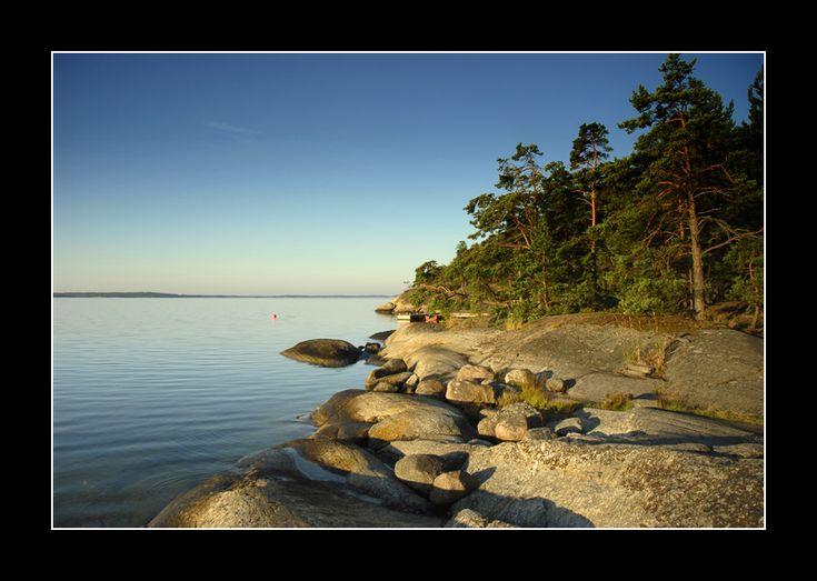 Swedish Archipelago (Södermöja) - Moja, Uppland