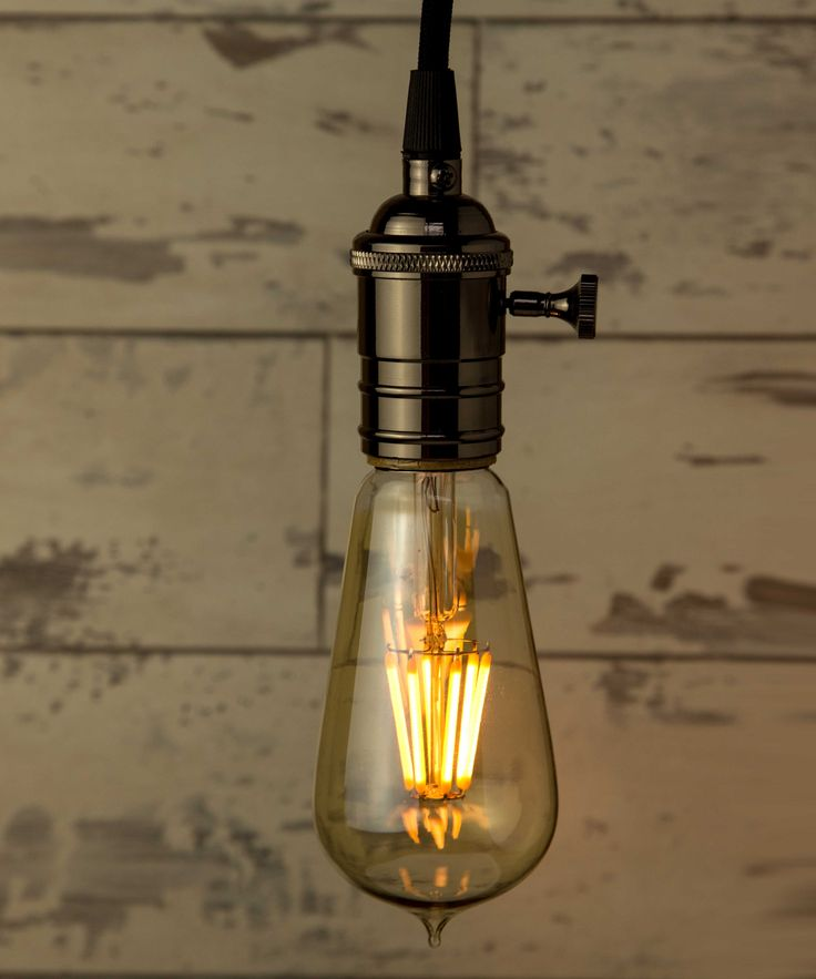 Led Teardrop Filament 40w Equivalent Light Bulb: The Teardrop LED Bulb Is A Perfect Combination Of The Old