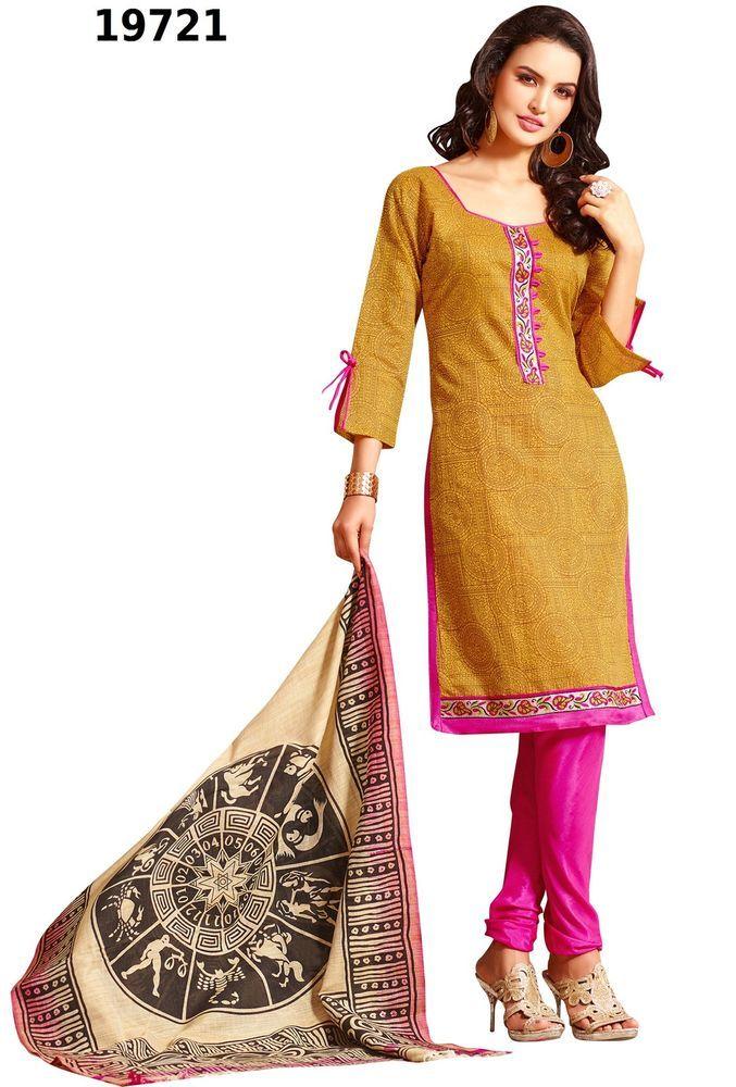 New Bollywood Indian Designer Anarkali Dress Ethnic Suit Pakistani Salwar Kameez #Tanishifashion