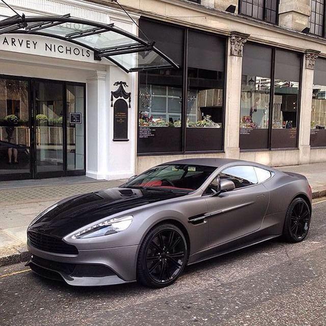Aston Martin Vanquish                                                                                                                                                                                 More