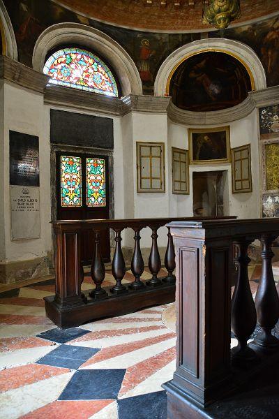 Interno della chiesa di S. Giorgio