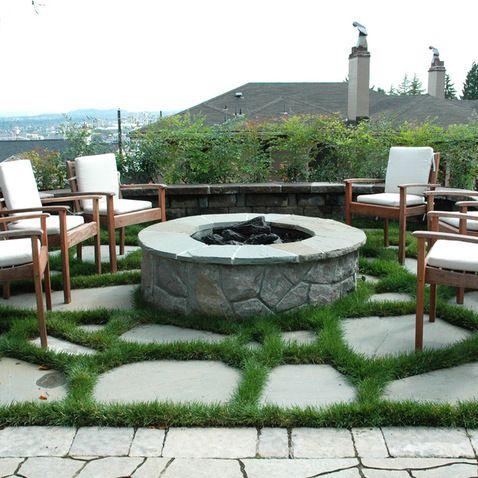124 best Fire pits ideas images on Pinterest | Backyard ideas ...