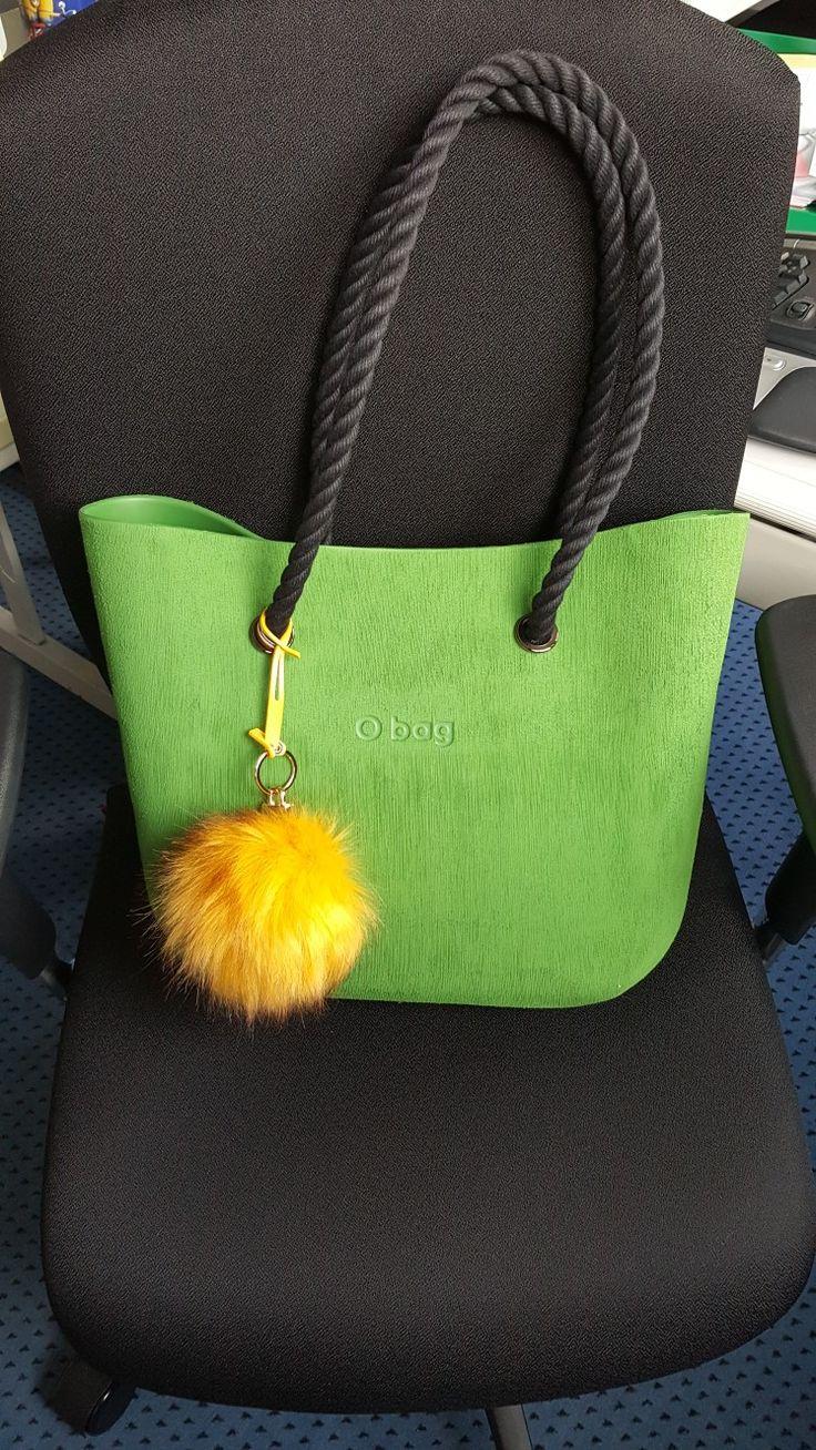 Meine neue O Bag für den Herbst