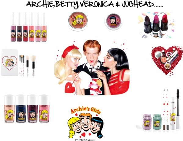 Mac - Archies Girls