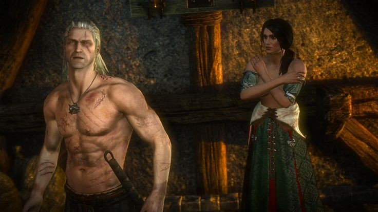 Started up the Witcher 2 again and my first thought is the skin/lighting is way better than I remembered. Better than 3 imo. #TheWitcher3 #PS4 #WILDHUNT #PS4share #games #gaming #TheWitcher #TheWitcher3WildHunt