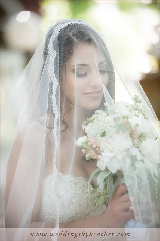 The Mansion in Butler Pittsburgh Wedding Photos, Bride with veil over face, lace edge veil