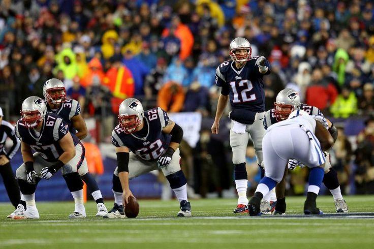 Indianapolis Colts vs Patriots 2015 | Indianapolis Colts vs. New England Patriots AFC Championship pictures ...