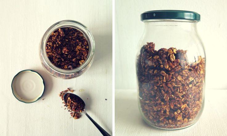 Recipe | Gluten-free Muesli