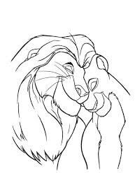 Le Roi Lion likewise Lion King Characters Pictures as well  likewise The Lion King Coloring Pages also Colorlionking5. on lion king characters nala