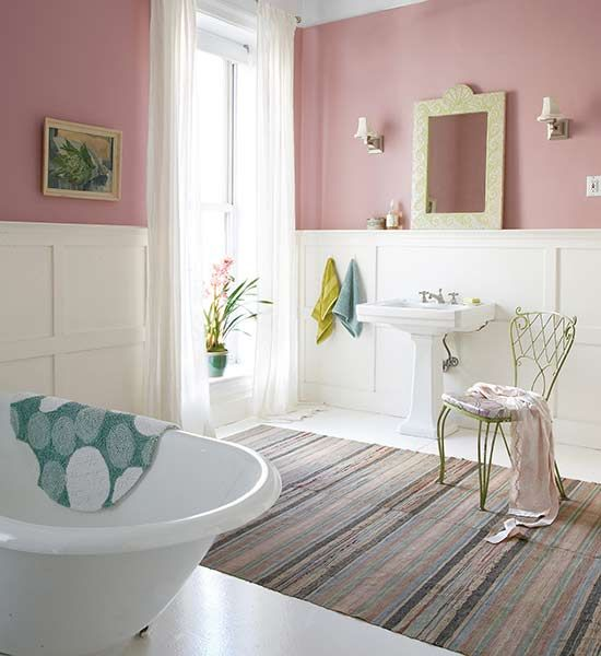 Best Color Bathroom: 131 Best Images About Paint Colors For Bathrooms On