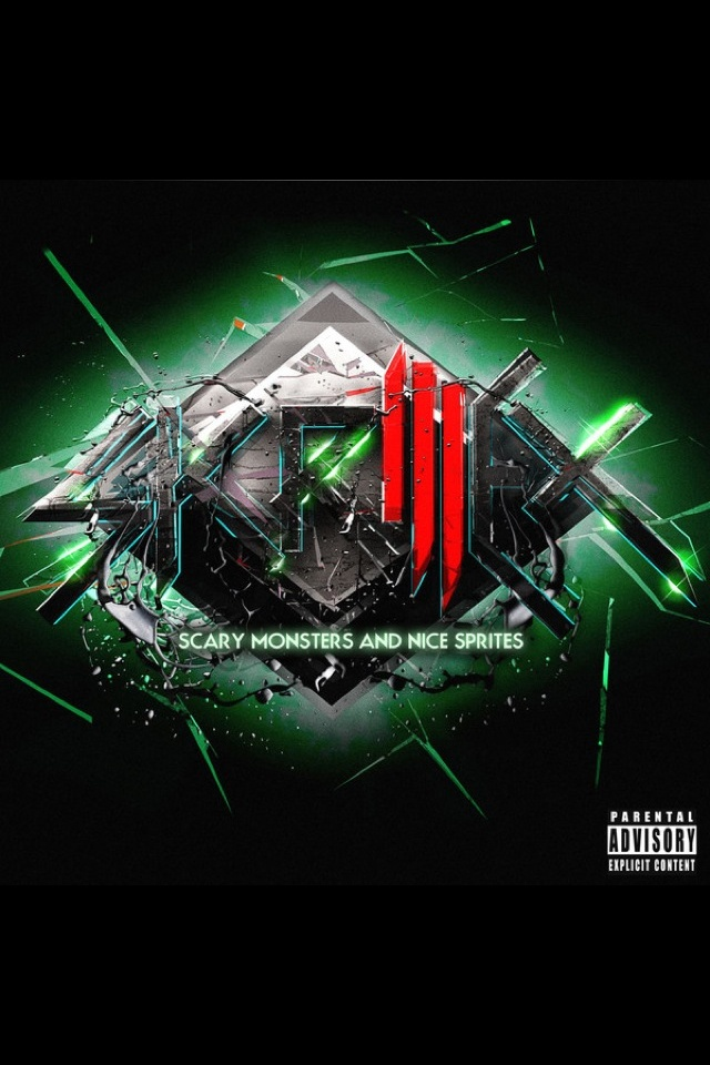 My first dubstep I heard from him was Scary Monsters and Nice Sprites, and then Bangerang made him famous lol