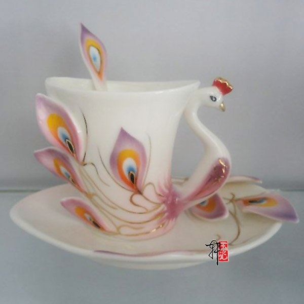 Different tea cup